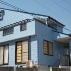 外壁塗装 小川 ・ K様邸 施工実績写真