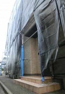塗装工事の進行具合は天候に左右されます。工事は余裕をもったスケジュールで依頼しましょう。
