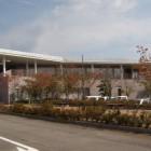 【塗装実績】富岡町文化交流センター 学びの森 施工実績写真