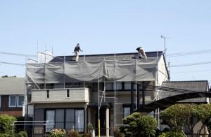 屋根塗装工事は、国交省基準に合わせた工事を提案してくれる業者を選びましょう。