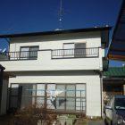 いわき市郷ケ丘 U様 屋根、外壁塗装 施工実績写真