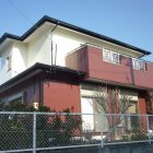 いわき市四倉町 H様 屋根・外壁塗装 施工実績写真