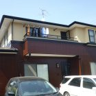 いわき市平成団地 屋根塗装 外壁塗装 外壁目地シーリング 施工実績写真