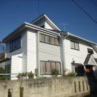 いわき市平 屋根塗装・外壁塗装 施工実績写真
