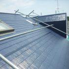 いわき市 神谷 屋根塗装 施工実績写真